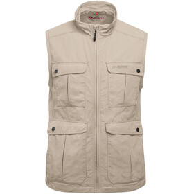Maier Sports Valdemar Vest Herrer, feather gray